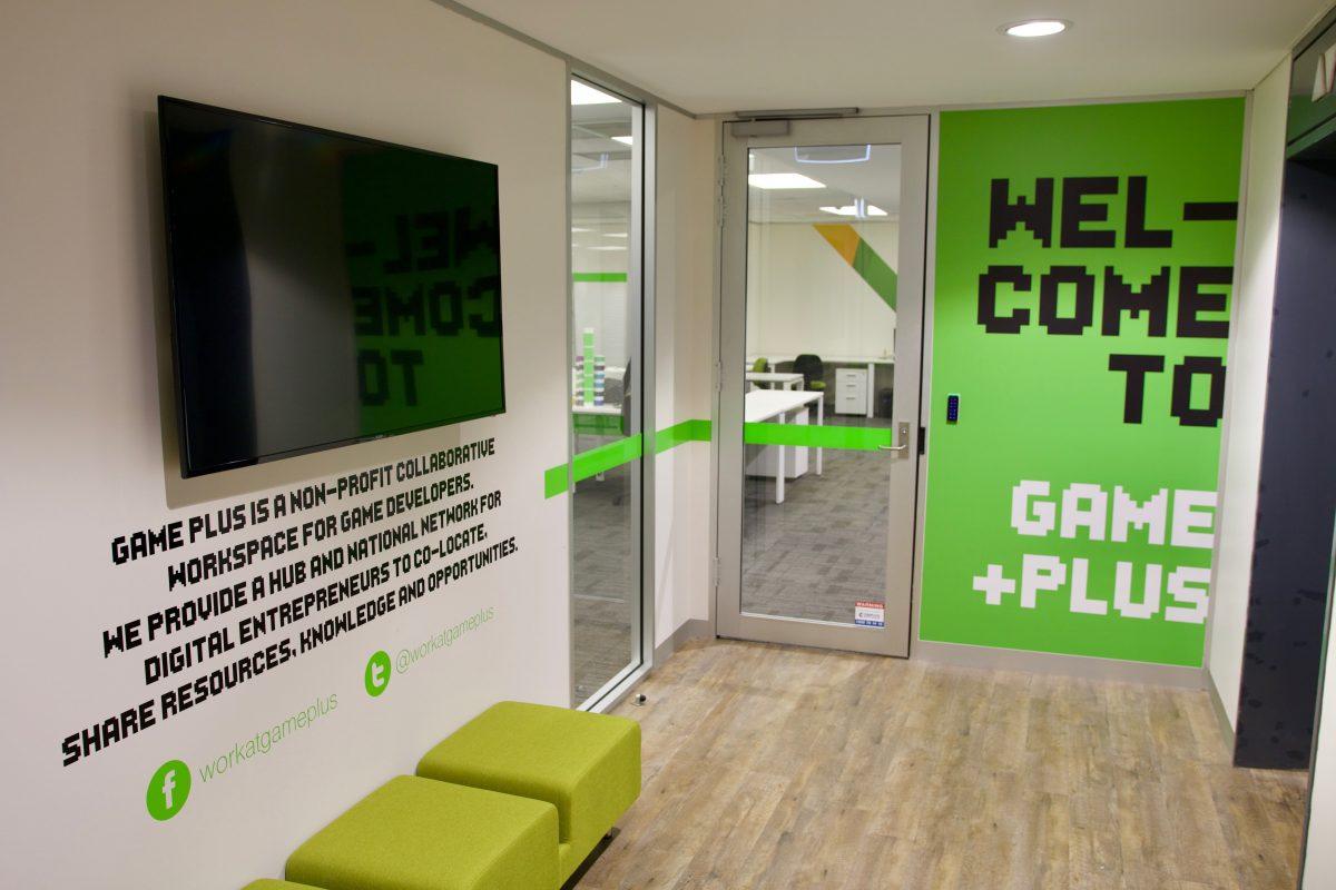 Game Plus Coworking South Australia Association